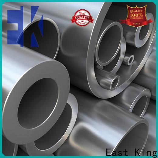 East King stainless steel tube factory for tableware
