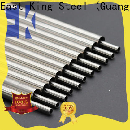 East King latest stainless steel pipe with good price for aerospace