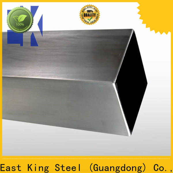 East King stainless steel tubing factory for mechanical hardware