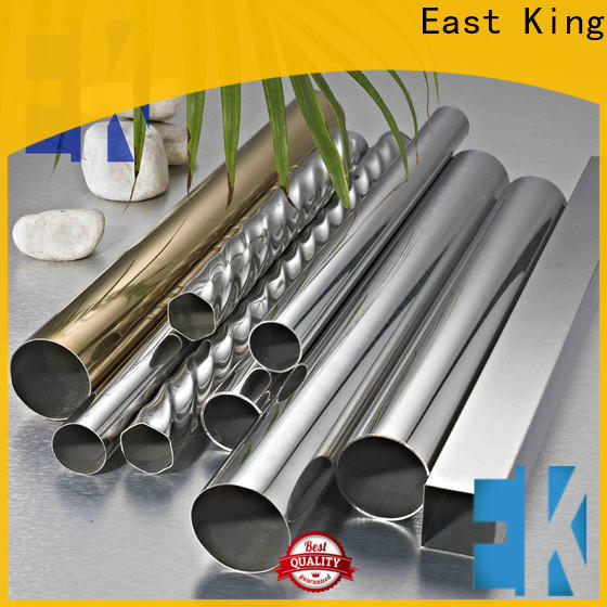 new stainless steel pipe series for mechanical hardware