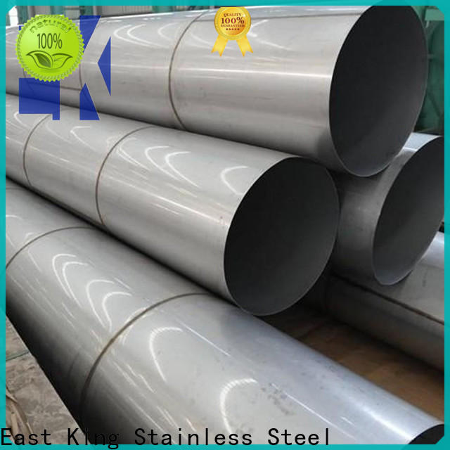 East King high-quality stainless steel tube with good price for tableware