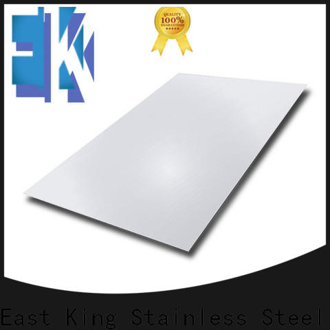 East King custom stainless steel sheet with good price for aerospace