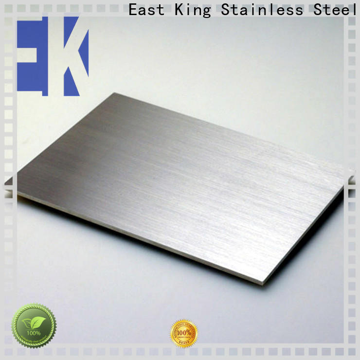 high-quality stainless steel plate directly sale for bridge