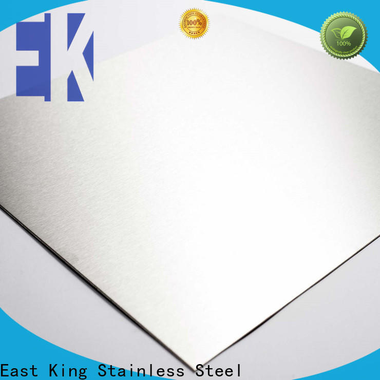 East King high-quality stainless steel plate with good price for aerospace