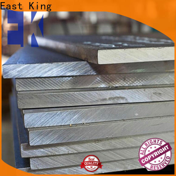 East King stainless steel plate factory for mechanical hardware