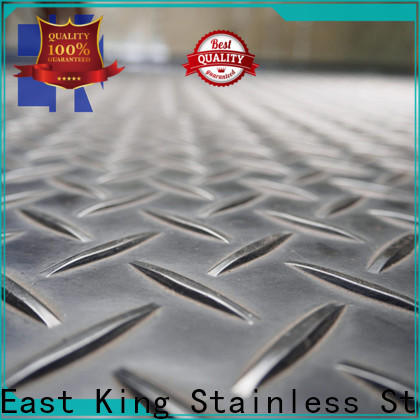 East King stainless steel plate supplier for bridge