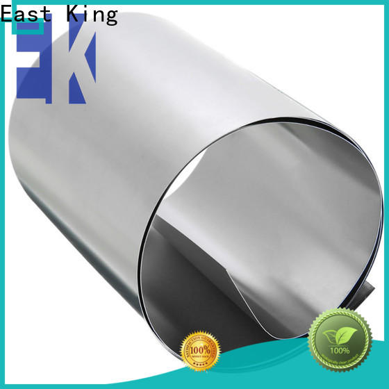 East King top stainless steel roll series for construction