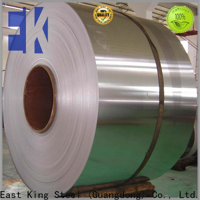 East King wholesale stainless steel coil factory for chemical industry