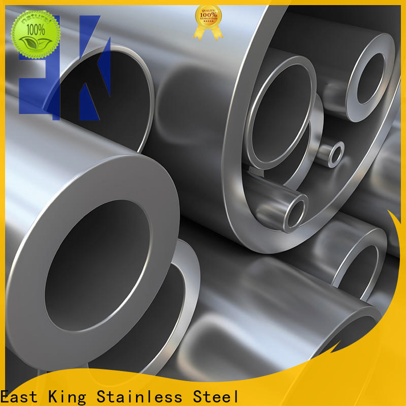East King wholesale stainless steel tubing with good price for mechanical hardware