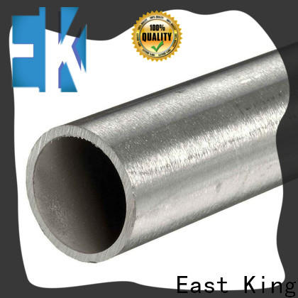East King new stainless steel pipe factory price for aerospace