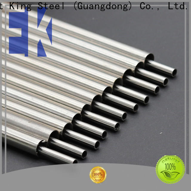 custom stainless steel tubing with good price for bridge