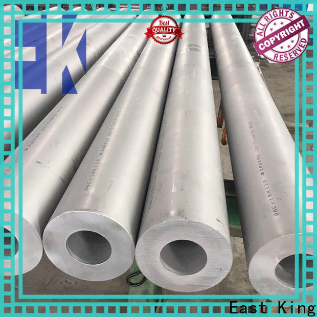 East King stainless steel pipe factory for bridge