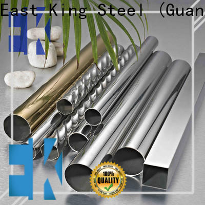 East King wholesale stainless steel tube factory for mechanical hardware
