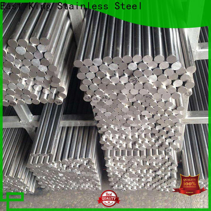 East King best stainless steel bar factory for construction