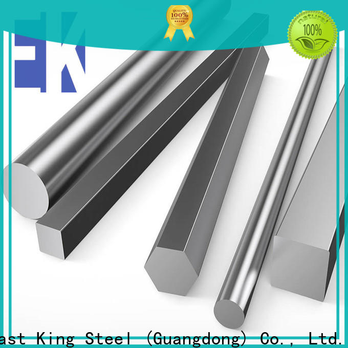 East King custom stainless steel bar factory for decoration