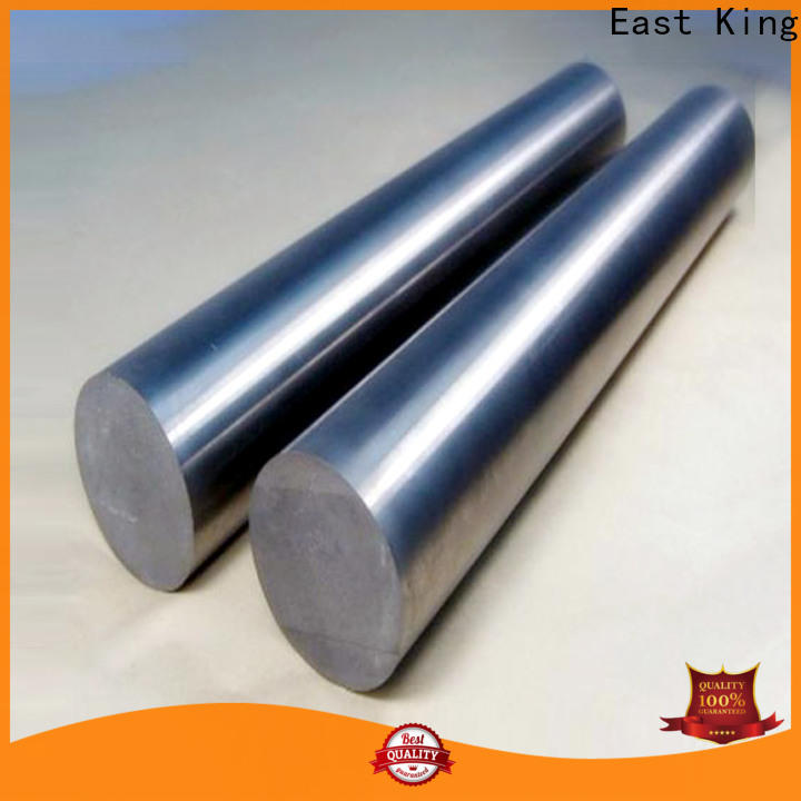 East King stainless steel rod factory for windows
