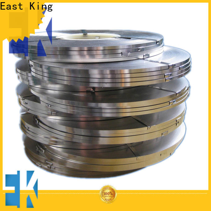 East King stainless steel coil series for decoration