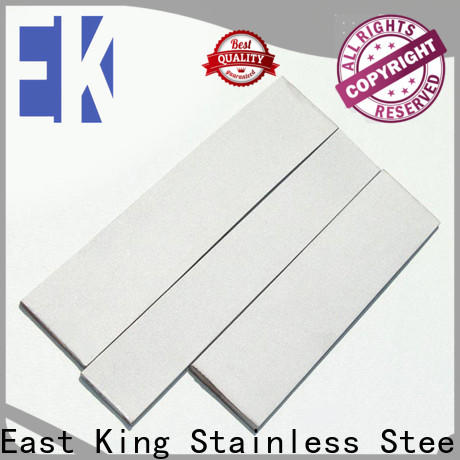 East King stainless steel bar series for decoration