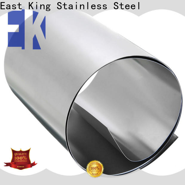 East King stainless steel coil series for windows