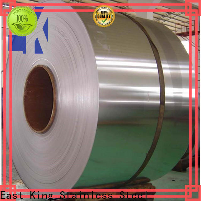 East King latest stainless steel coil series for construction