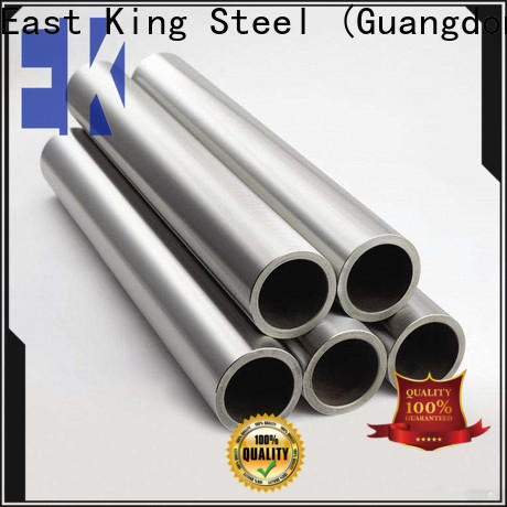 East King best stainless steel pipe with good price for mechanical hardware