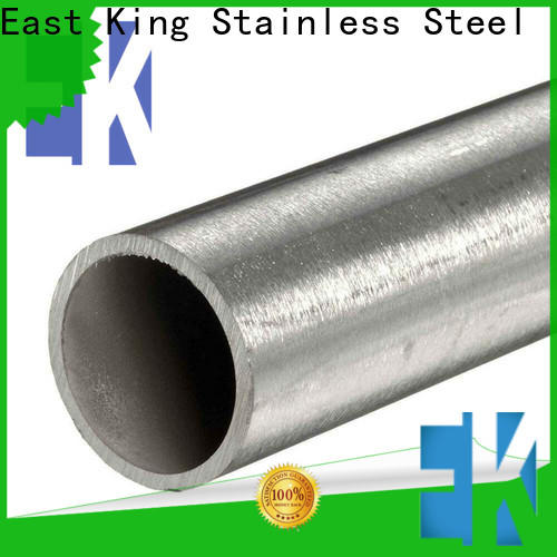 East King stainless steel pipe with good price for tableware