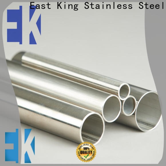 top stainless steel tube factory price for mechanical hardware