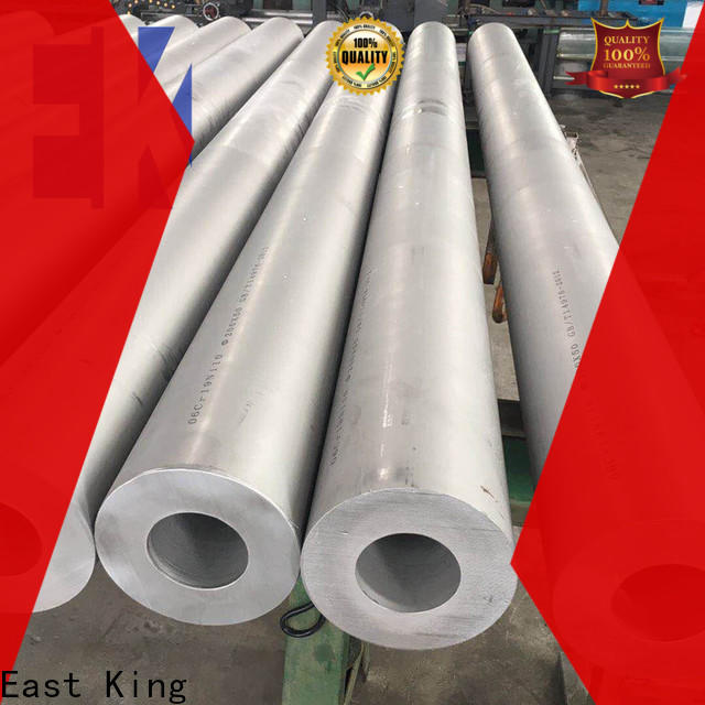 East King new stainless steel pipe factory price for bridge