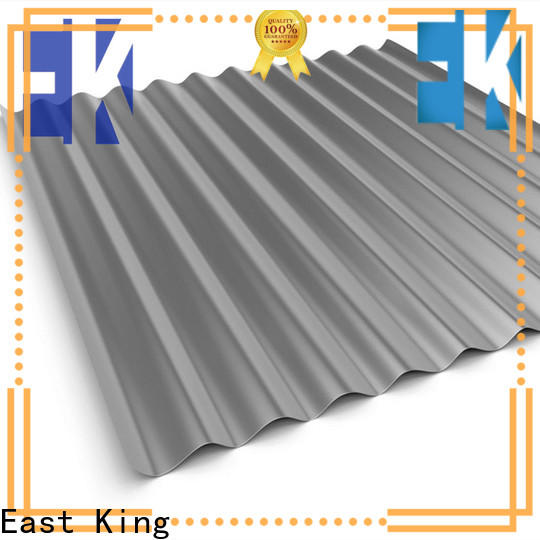 East King top stainless steel plate directly sale for mechanical hardware