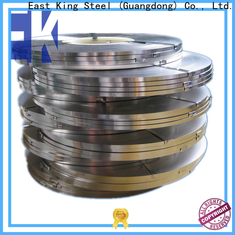 East King stainless steel roll with good price for decoration