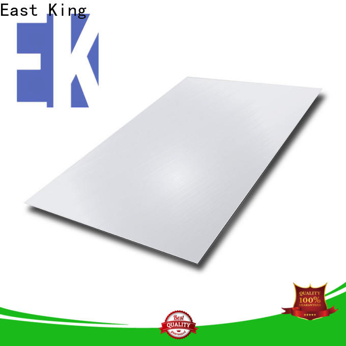 high-quality stainless steel sheet directly sale for bridge