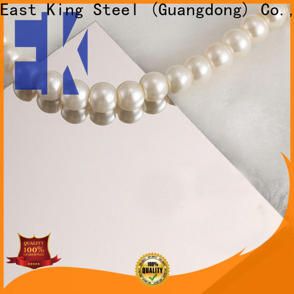 top stainless steel plate manufacturer for bridge