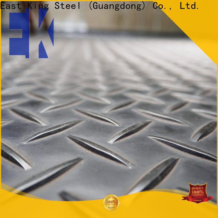 East King latest stainless steel sheet directly sale for bridge