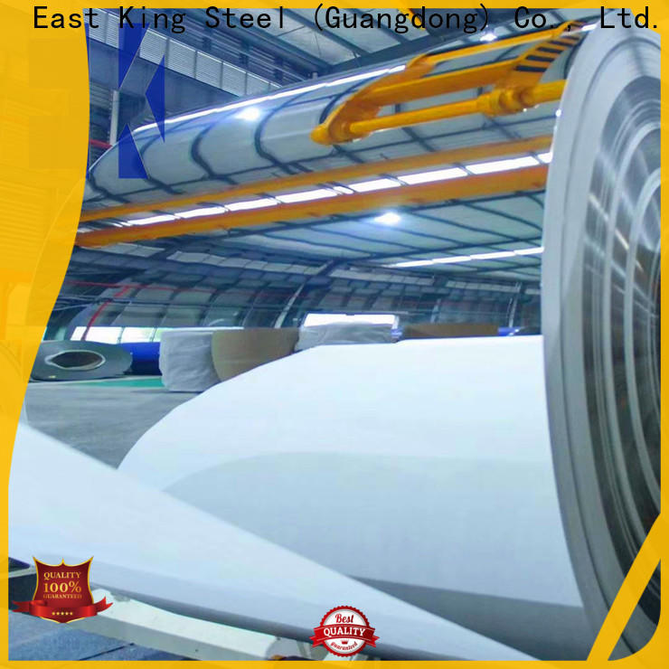 East King stainless steel roll factory for chemical industry