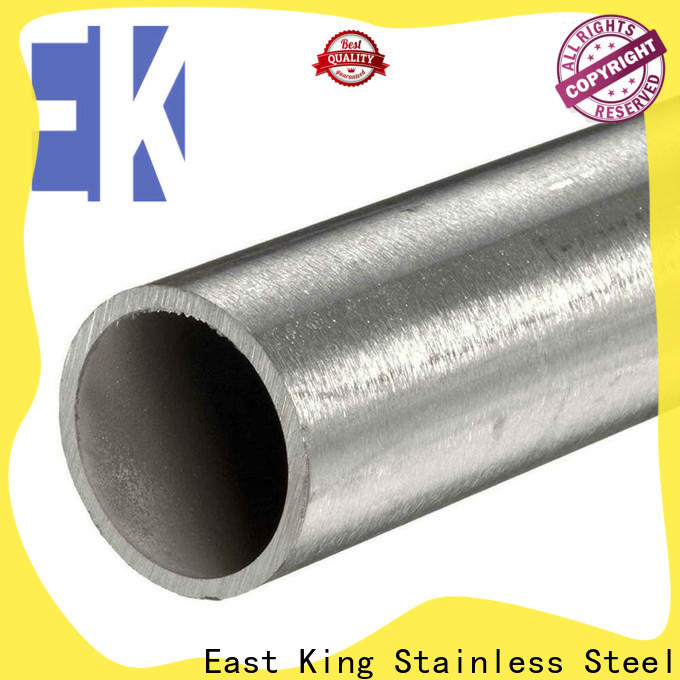 East King stainless steel tubing series for aerospace