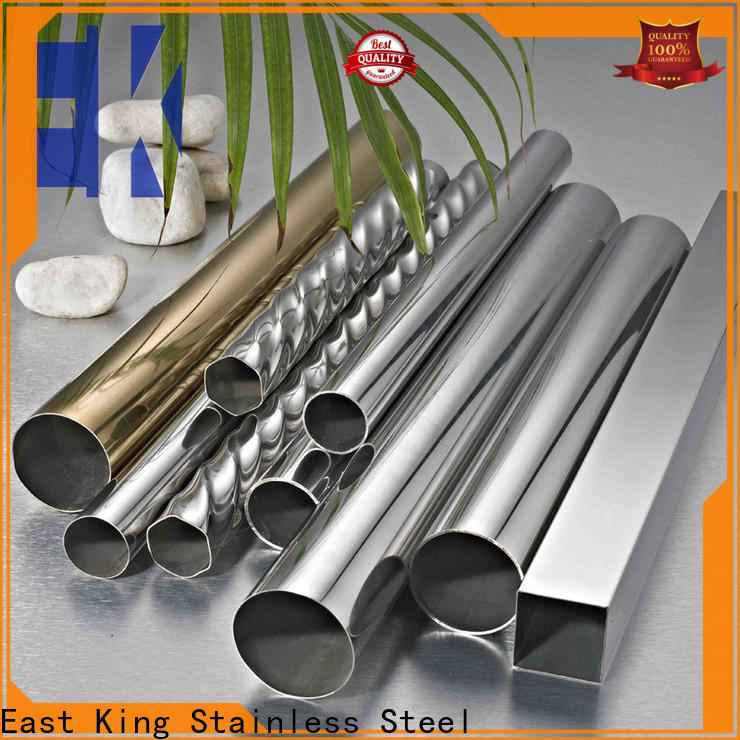 East King high-quality stainless steel pipe factory for aerospace