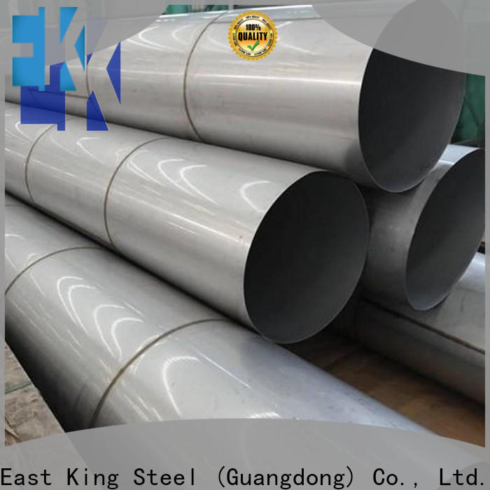 East King top stainless steel pipe series for tableware