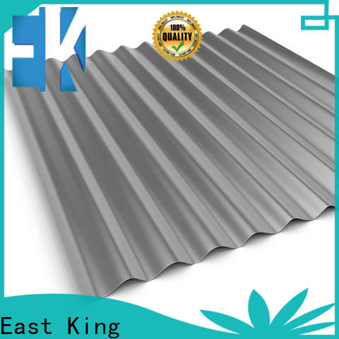East King new stainless steel plate factory for mechanical hardware
