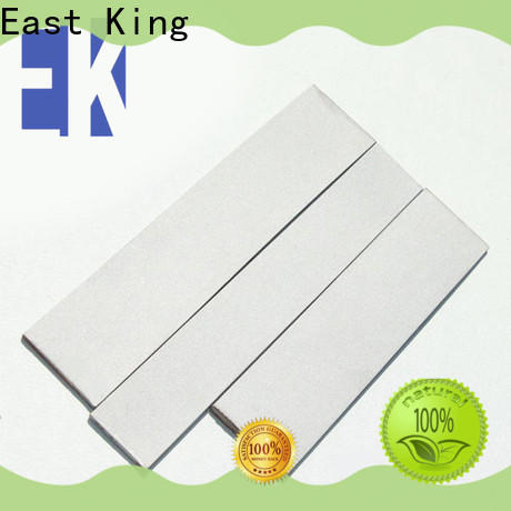 East King custom stainless steel rod factory price for decoration