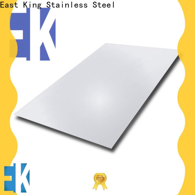 East King best stainless steel sheet supplier for tableware
