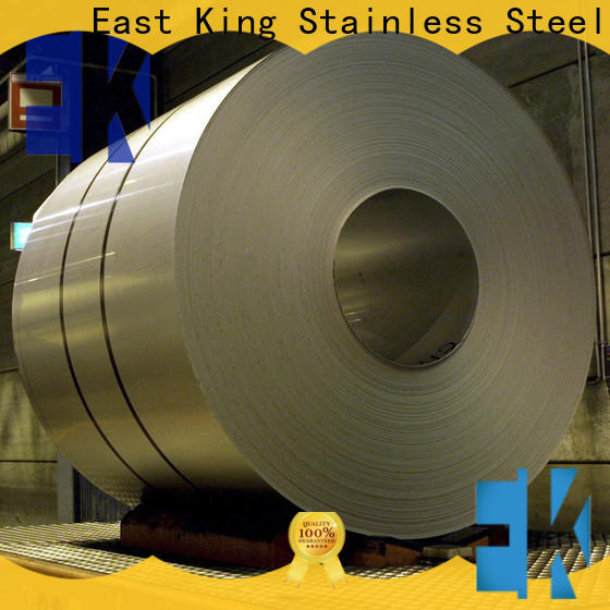 East King new stainless steel roll directly sale for construction