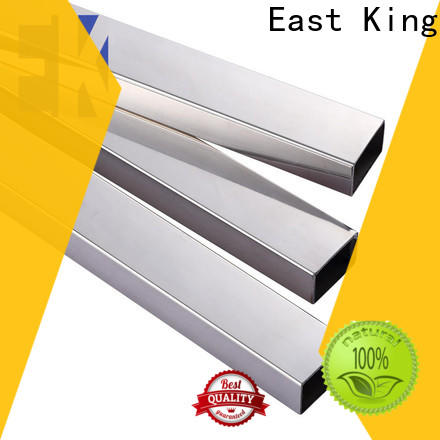 latest stainless steel tube directly sale for tableware