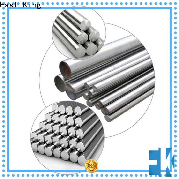 East King custom stainless steel rod series for decoration