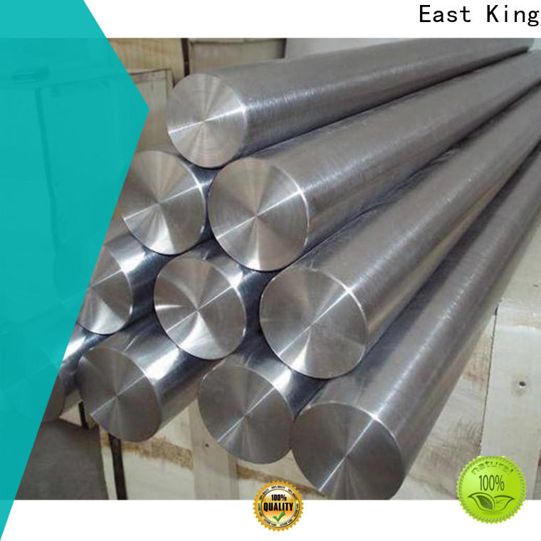 East King stainless steel rod with good price for chemical industry