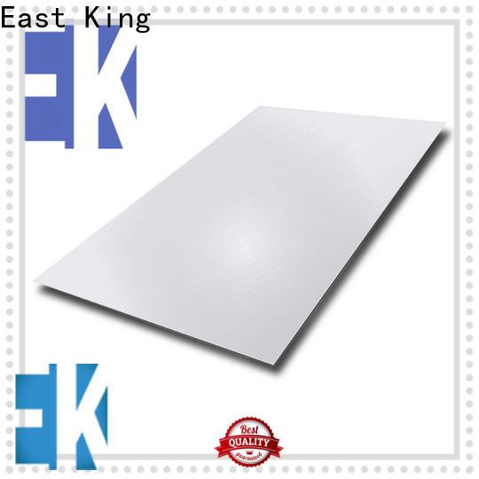 East King custom stainless steel sheet supplier for aerospace