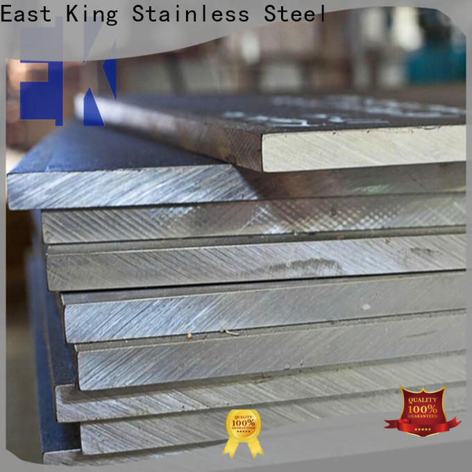 East King new stainless steel sheet manufacturer for tableware