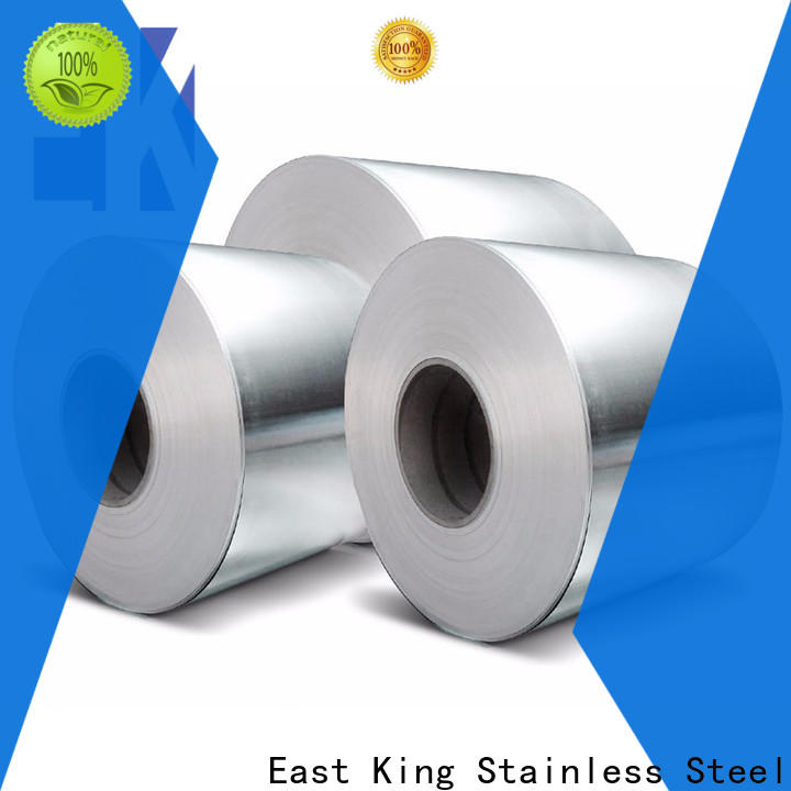 East King stainless steel coil factory price for decoration