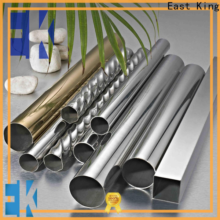 East King top stainless steel pipe series for aerospace