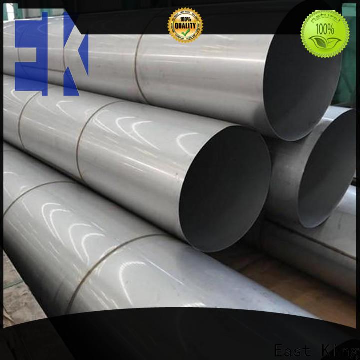 custom stainless steel tube directly sale for bridge