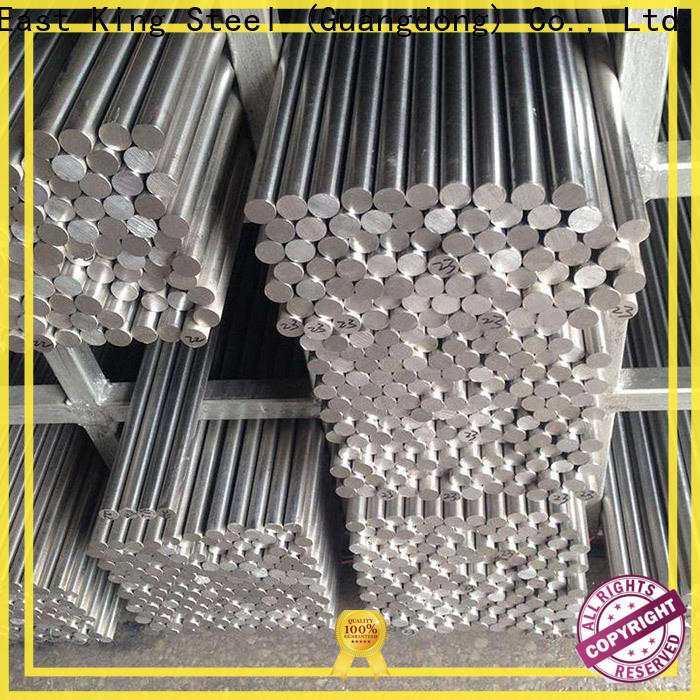 East King latest stainless steel bar manufacturer for windows